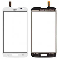 Сенсор (тачскрин) для LG D405 Optimus L90/D415 белый Оригинал