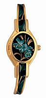Женские часы Andre Mouche Cadran Blanc (позолота)