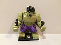 Набор из 8-и Мини фигурок мстителей Халк , Железный человек , капитан Америка