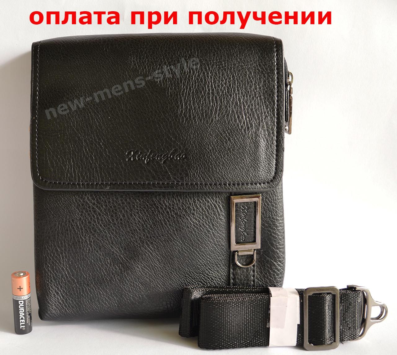 Мужская кожаная сумка, барсетка под бренд Polo Jeep Xinfengbao купить