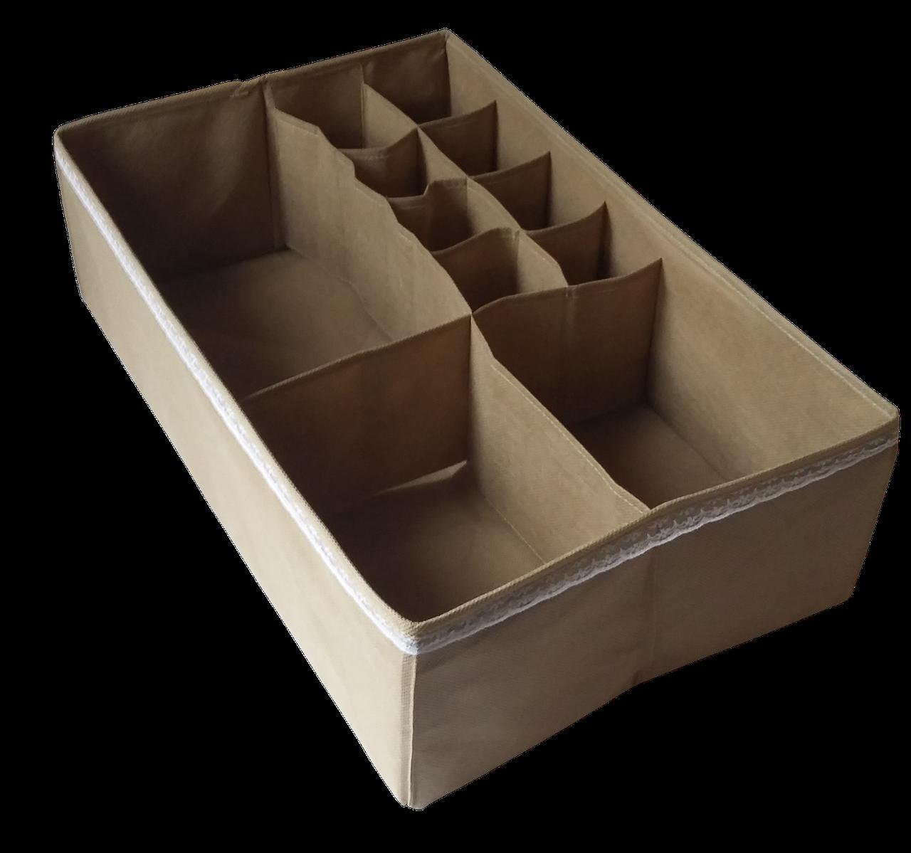 Органайзеры для белья по индивидуальным размерам (модель 31)