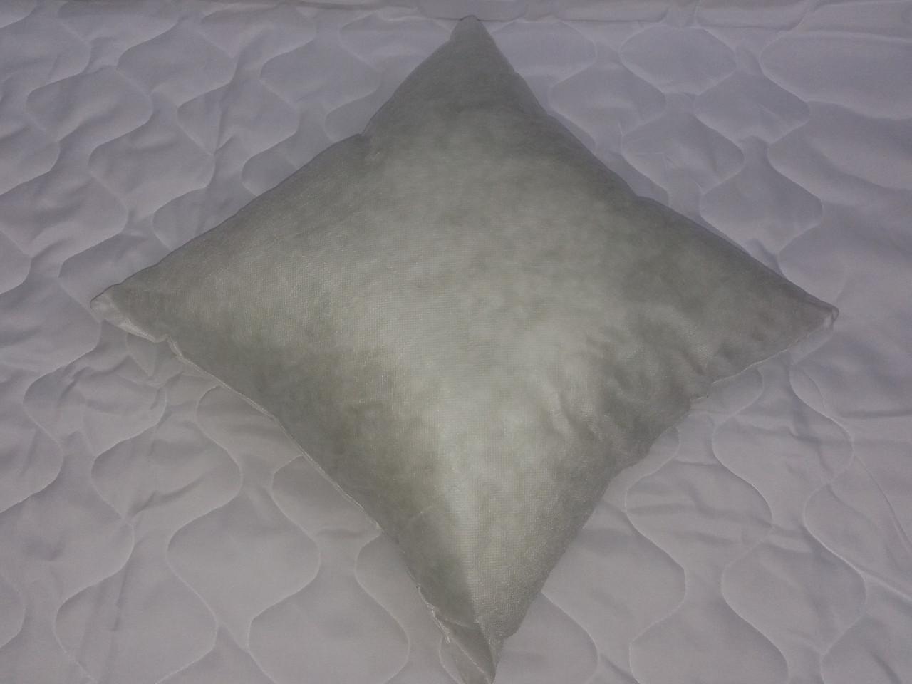 Подушка 40х40, внутренняя, для декоративных наволочек