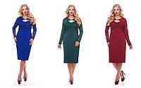 Вечернее платье от производителя не дорого большого размера 52-58