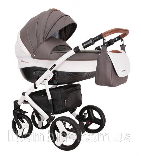 Дитяча коляска Coletto Florino Carbon 05