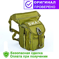 Тактическая универсальная (набедренная) сумка Swat Olive ( 229-olive)