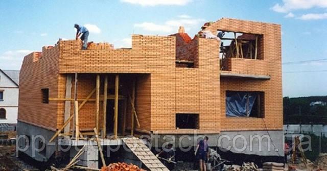 Будуємо будинок Цегляні будинки