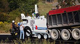 RP-170 колесный асфальтоукладчик с базовой шириной укладки 2,5 м Roadtec