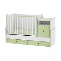 Детская кроватка-трансформер Bertoni Trend Plus New