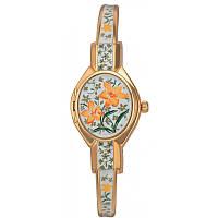Женские часы Andre Mouche Cadran Blanc (позолота), фото 1