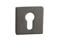 Накладка дверная под цилиндр MVM E1 MА (матовый антрацит)