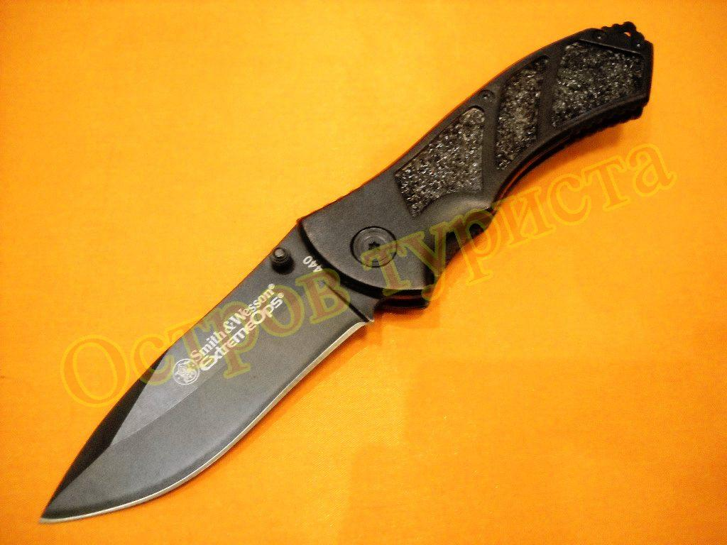 Складной нож Smith Wesson 177