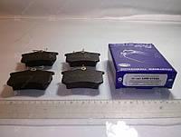 Э- Колодка тормозная задняя диск H-17,00 AUDI A3,A2,A4,A6/OCTAVIA/SUPERB/CITROEN C2,C3,C4 | FRICO