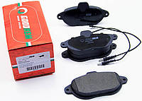 Тормозные колодки передние Jumpy/Scudo/Expert 96- (Bendix)