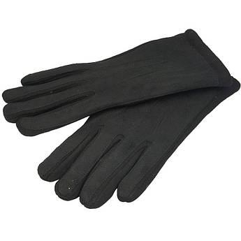 Черные мужские перчатки Best Art:001