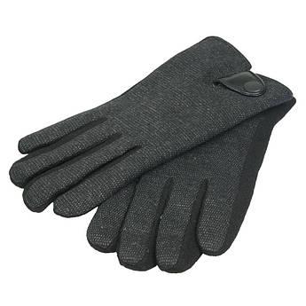 Мужские перчатки Зимушка Art:002 кноп.