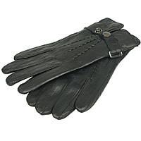 Мужские кожаные перчатки Romica 26014 кноп.