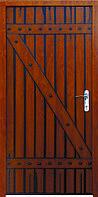 Входные двери Бастион-БЦ Элит ПВХ 90 СД12