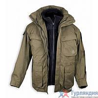 Куртка Tasmanian Tiger Arizona Jacket moos  S