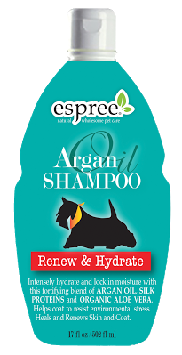 Espree ARGAN Oil Shampoo, 3,79 л - безсульфатный шампунь для собак