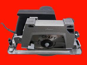 Дисковая пила 2.2 кВт 200 мм Craft CCS-2200