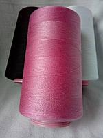 """Нить швейная """"777"""", розовая."""