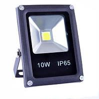 Прожектор LED-SLe- 10W 220В 800lm 6500K кут 120 Slim Elite