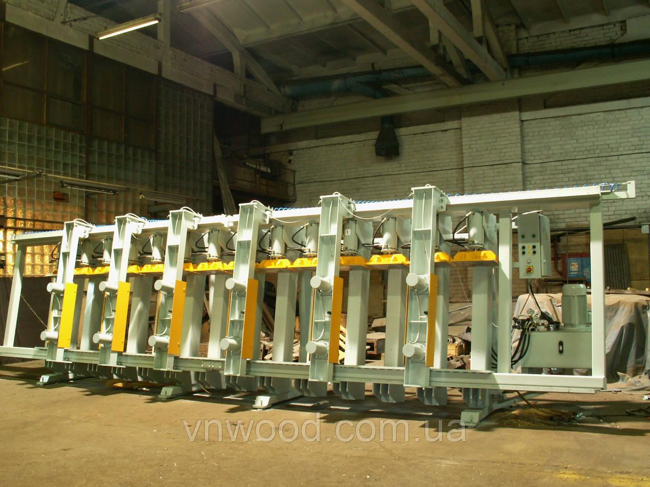 Преси гідравлічні KADIS TPK-6000, ТРК-9000, TPK-12000
