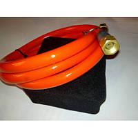 Шланг газовый для подсоединения оборудования 3/8L - 3/8L, 2м