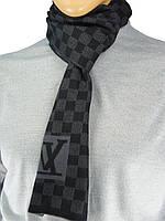 Комбінований чоловічий шарф LV 0180