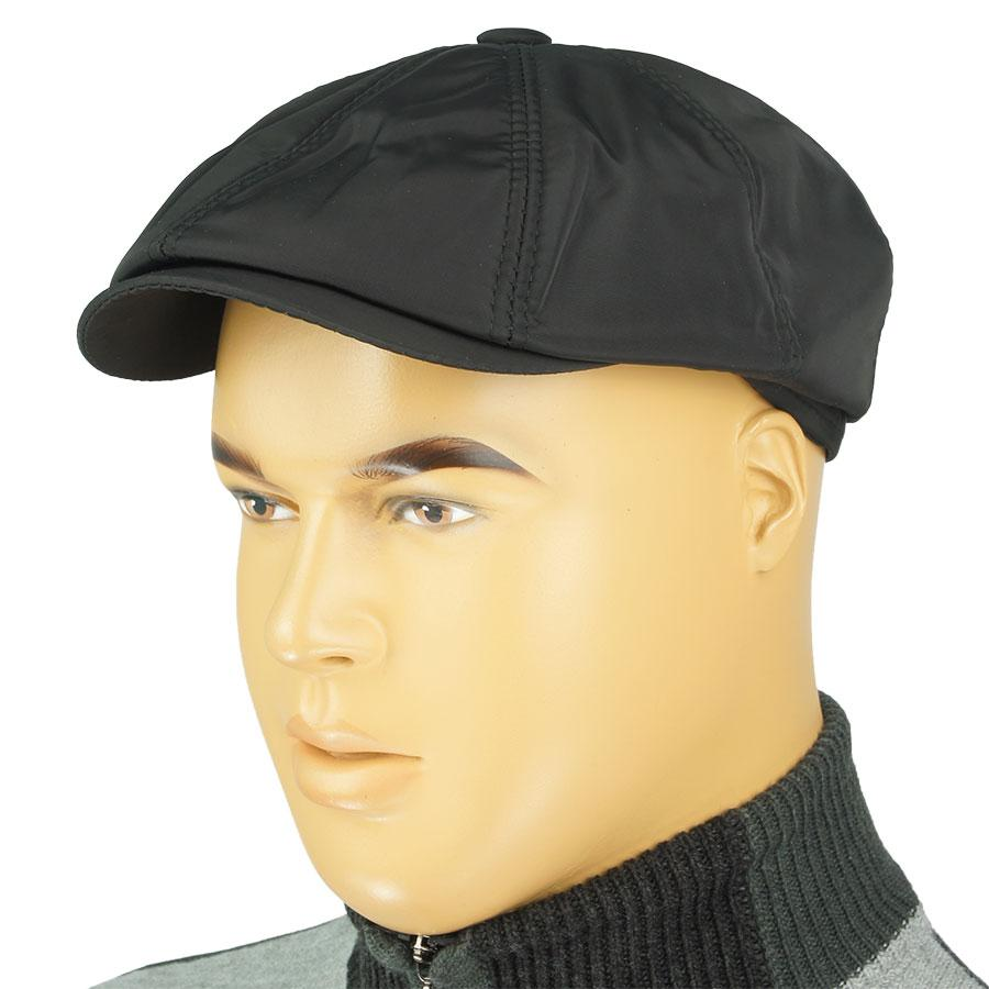 Утеплена чоловіча кепка Comfort 0220 плащ