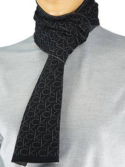 Стильний чоловічий шарф реплика C K 0160