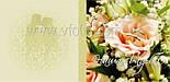 Фотоальбом Свадьба 20 магнит.листов 28x31cm (розовая роза), фото 2