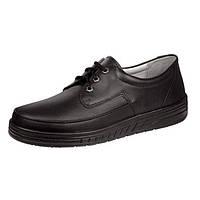 Литьевые туфли Т-200 мужские на шнурках