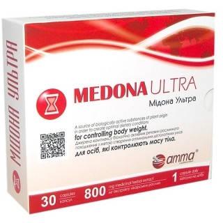 Мидона Ультра (30к) - аюрведичні капсули при ожирінні .Індія