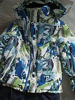 Детский лыжный костюм 7 лет