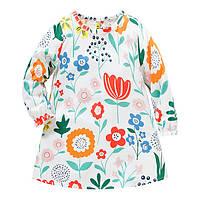 Платье для девочки Цветы Jumping Beans