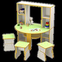 """Детский игровой стол для ИЗО """"Лучик"""""""