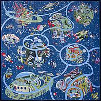 Ковер в детскую Космос