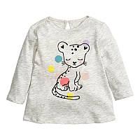 Кофта для девочки Леопард Little Maven