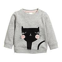 Кофта для девочки Black Cat Little Maven