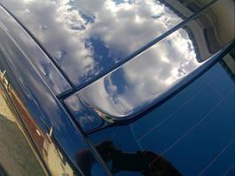 Козырек бленда заднего стекла BMW 5 series F10