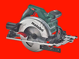 Дисковая пила 1.2 кВт 160 мм Metabo KS 55 FS