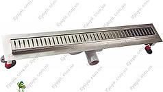 Линейный трап с решеткой Q-tap 700х760 CRM