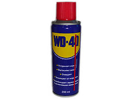 Универсальный аэрозоль-смазка WD-40, 200мл