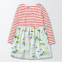 Платье для девочки Море Jumping Meters