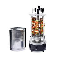 Электрошашлычница Кудесница(5 шампуров с фиксаторами)