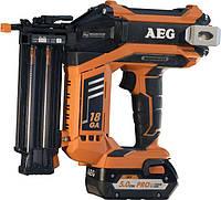 Гвоздезабиватель аккумуляторный AEG B 16N 18-0