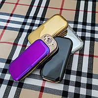 Зажигалка USB-сенсор-слайдер + гравировка на заказ. , фото 1