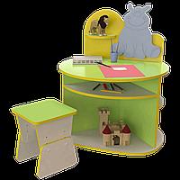 """Детский игровой стол для ИЗО """"Бегемотик"""""""