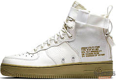 Женские кроссовки Nike Special Field SF AF1 Mid White